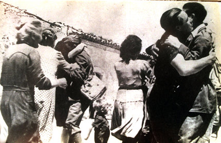 8 settembre 1943: dalla festa al dramma